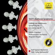 Polish Chamber Philharmonic Orchestra, Wojciech Rajski: Beethoven: Symphony No. 5 (Half Speed Mastered) - Plak
