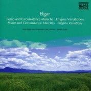 Adrian Leaper: Elgar: Enigma Variations / Pomp and Circumstances Marches, Nos. 1-5 - CD