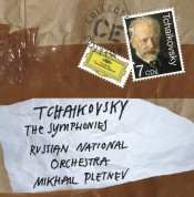 Mikhail Pletnev, Russian National Orchestra: Tchaikovsky: The Symphonies - CD