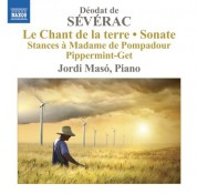 Jordi Masó: Sévérac: Piano Music, Vol. 3 - CD