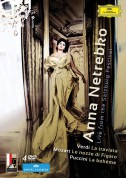 Anna Netrebko - Live From The Salzburg Festival - DVD