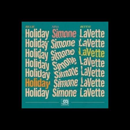 Billie Holiday, Nina Simone, Bettye Lavette: Original Grooves: Billie Holiday - Nina Simone - Bettye LaVette - Plak