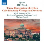 Mariusz Smolij: Rozsa: Three Hungarian Sketches - Hungarian Nocturne - CD