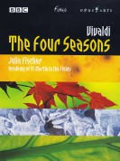 Julia Fischer, Academy of St. Martin in the Fields, Kenneth Sillito: Vivaldi: The Four Seasons - DVD