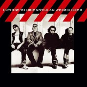 U2: How To Dismantle An Atomic Bomb - CD