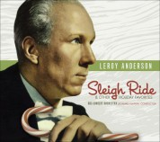 Leonard Slatkin: Anderson, L.: Sleigh Ride and Other Holiday Favourites - CD