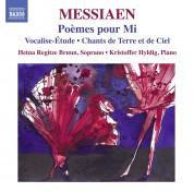 Hetna Regitze Bruun, Kristoffer Nyholm Hyldig: Messiaen: Poemes pour Mi - CD