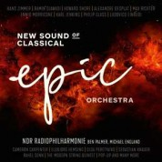 NDR Radiophilharmonie Hannover: Epic Orchestra: New Sound of Classical - CD