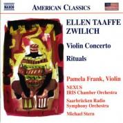 Zwilich: Violin Concerto / Rituals - CD