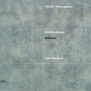 Vassilis Tsabropoulos: Achirana - CD