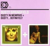 Dusty Springfield: Dusty In Memphis/ Dusty...Definitely - CD