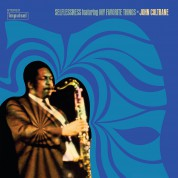 John Coltrane: Selflessness Featuring My Favorite Things - CD