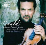 Andrea Marcon, Giuliano Carmignola, Venice Baroque Orchestra: Vivaldi: Violin Concertos - CD
