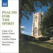St John's Choir Elora: Psalms for The Spirit - CD