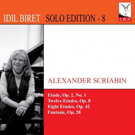 İdil Biret Solo Edition, Vol. 8 - CD