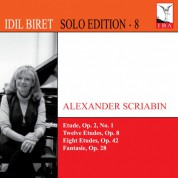 İdil Biret Solo Edition, Vol. 8 - CD