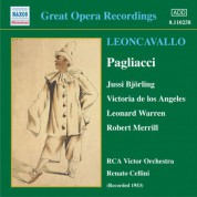 Leoncavallo: Pagliacci (Bjorling / Angeles) (1953) - CD