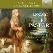 Johanette Zomer, Francine van der Heijden, Marcel Reijans, Musica ad Rhenum, Jed Wentz: Mozart: Il rè pastore - CD