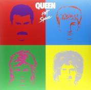 Queen: Hot Space - Plak