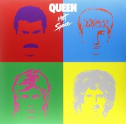 Queen: Hot Space - Plak