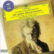 Maurizio Pollini: Beethoven: The Late Piano Sonatas - CD