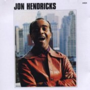 Jon Hendricks: Cloudburst - CD