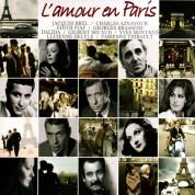 Çeşitli Sanatçılar: L'amour en Paris - Plak