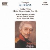 Fossa: Guitar Trios, Op. 18 - CD