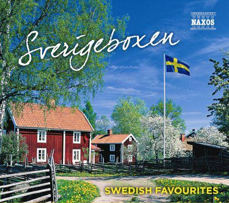 Çeşitli Sanatçılar: Sverigeboxen - Filharmoni Och Folkton - CD