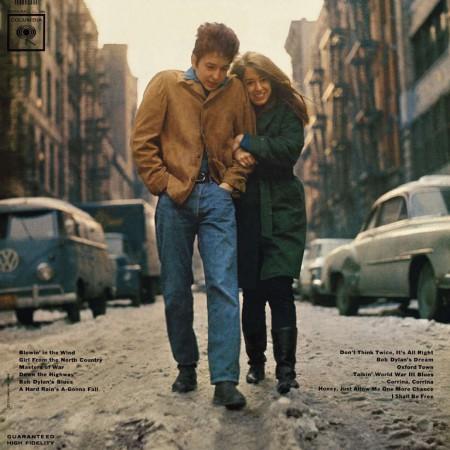 Bob Dylan: Freewheelin' Bob Dylan - Plak