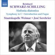 José Serebrier: Schwarz-Schilling: Orchestral Works, Vol. 1 - CD