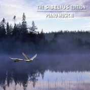 Folke Gräsbeck: Sibelius Edition, Vol. 10 - Piano Music II - CD