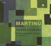 Bamberg Symphony Orchestra, Neeme Järvi: Martinu: Complete Symphonies - CD
