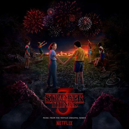 Çeşitli Sanatçılar: Stranger Things 3 (Soundtrack) - Plak