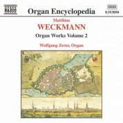 Weckmann: Organ Works, Vol.  2 - CD
