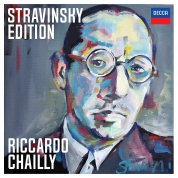 Riccardo Chailly: Stravinsky Edition (The Complete Recordings) - CD