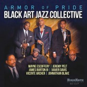 Black Art Jazz Collective: Armor Of Pride - CD
