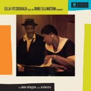 Ella Fitzgerald Sings The Duke Ellington Songbook - Plak
