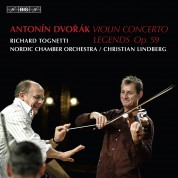 Richard Tognetti, Nordic Chamber Orchestra, Christian Lindberg: Dvořák: Violin Concerto - CD
