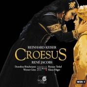 René Jacobs: Keiser: Croesus - CD