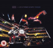 Muse: Live At Rome Olympic Stadium - CD