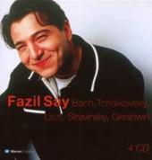 Fazıl Say: Bach, Tchaikovsky, Stravinsky, Gershwin - CD