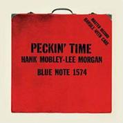 Hank Mobley: Peckin' Time (45rpm-edition) - Plak