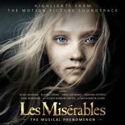 Çeşitli Sanatçılar: Les Misérables (Soundtrack) - CD