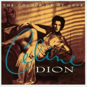 Celine Dion: The Colour of My Love - Plak