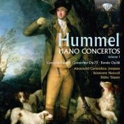Alessandro Commellato, Solamenti Naturali, Didier Talpain: Hummel: Piano Concertos, Volume 1 - CD