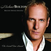 Michael Bolton: Bolton Swings Sinatra - CD