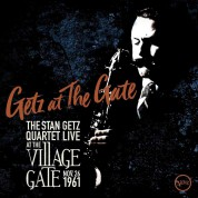 Stan Getz: Getz At The Gate (Live At The Village Gate 1961) - Plak