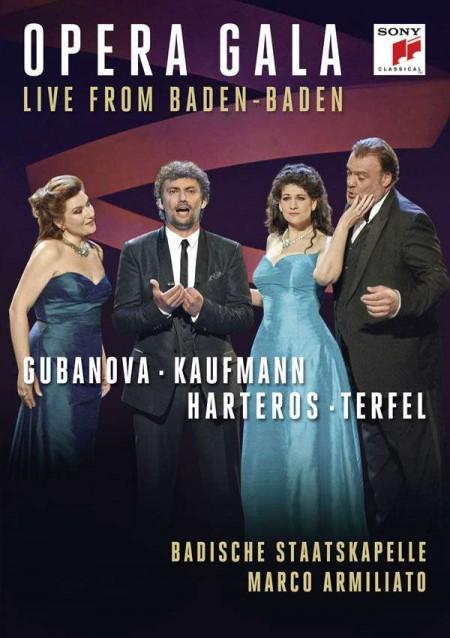 Ekaterina Gubanova, Jonas Kaufmann, Anja Harteros, Bryn Terfel: Opera Gala - Live From Baden Baden - DVD