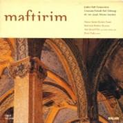 Çeşitli Sanatçılar: Maftirim - CD